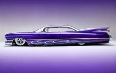 Custom Car Builder Gene Winfield 1959 Cadillac Coupe Deville