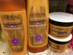 Spotted at Walgreens #sponsored #LorealCrowd #ExtraordinaryHair @crowdtap