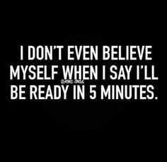 Haha...true!