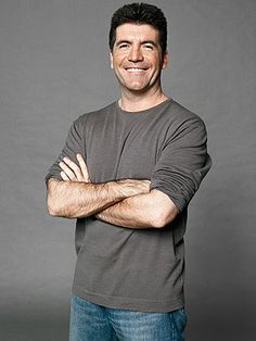 "simon cowell isnt't exactly ""eye candy"" but i just like him hes funny and american idol sucks with out him"