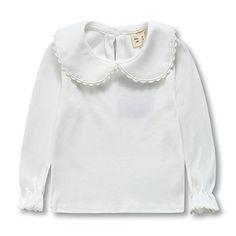 Baby Girls Blouses Kids / Toddler Girl Bottoming Tshirt C... https://www.amazon.com/dp/B01MQYJF1Y/ref=cm_sw_r_pi_dp_x_i0sxzbJREZDA2