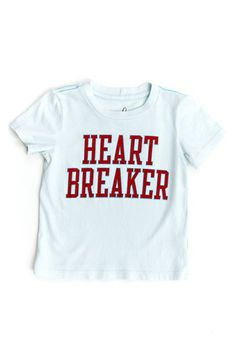 Peek 'Heart Breaker' T-Shirt (Baby Boys) available at #Nordstrom