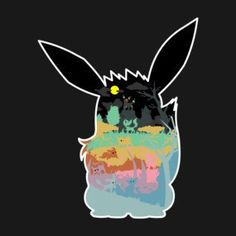 THE SPECTRUM OF EEVEE