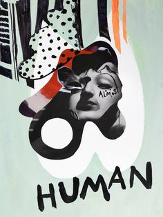 QUENTIN JONES » Almost Human, print series for the New Museum