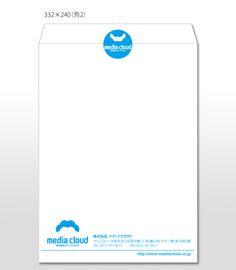 u-ko-designさんの提案 - 封筒制作!!かっこいいデザインで!! | クラウドソーシング「ランサーズ」