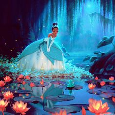Find images and videos about disney, princess and tiana on We Heart It - the app to get lost in what you love. Film Disney, Disney Rapunzel, Disney Belle, Disney Love, Disney Princesses, Disney Kunst, Arte Disney, Disney Magic, Disney Art