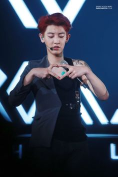 Chanyeol ♥ he so confused looking