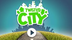 In Twisted City, this city is all mixed up! Can you assist its mayor while he sorts everything out in this challenging puzzle game? He will need your help rearranging the roads and managing construction projects for the city s new schools, fire departments and more… Have fun!
