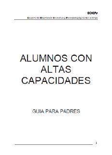 GUIA DE ALUMNOS CON ALTAS CAPACIDADES