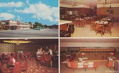Holiday Motor Lodge and Holiday Lanes - Kimball, Nebraska by The Pie Shops, via Flickr