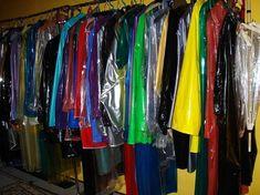 Raincoats For Women Products Pvc Raincoat, Plastic Raincoat, Raincoats For Women, Jackets For Women, Imper Pvc, Plastic Mac, Rubber Raincoats, Rain Wear, Overalls