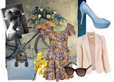 """""""Out for a Ride"""" by ramissa on Polyvore"""
