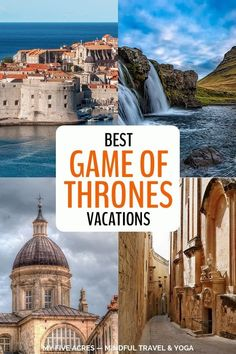 Want to visit Westeros? Can't let go of GoT? Keep the magic alive by taking a Game of Thrones vacation. In this post, we choose our favourite GoT filming locations to bring you that much closer to actually living inside the series.