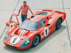 The 11 Most Beautifully Futuristic Race Cars Of The 1960s