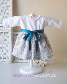 'Lavanda' Vestido Colección Otoño-Invierno Mamimaria 2013