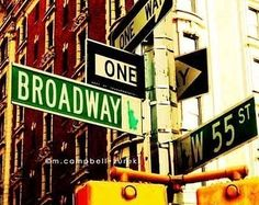 Broadway... One of my all time favorite locations! One of my favorite vacations EVER!! Especially as a girls getaway!! - Heather Scott