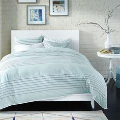 Asstd National Brand Bedwear Live Comfy Spa Stripe Comforter Set