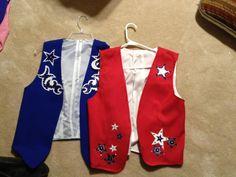 vest examples