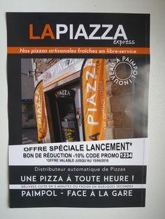 Etude De Cas 2 Flyers Reussis Pour Concepts Tres Differents Pizzeria