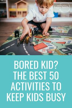 These are the best activities for kids at home because they're independent and open-ended, which means they'll keep your child busy and happily engaged. List Of Activities, Indoor Activities For Kids, Preschool Activities, Children Activities, Children Toys, Learning Through Play, Kids Learning, Top Toys For Boys, Bored Kids