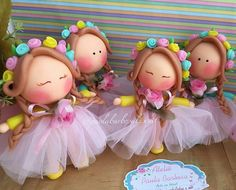 Polymer Clay Dolls, Polymer Clay Miniatures, Polymer Clay Projects, Diy Clay, Clay Magnets, Diy And Crafts, Crafts For Kids, Jar Art, Pasta Flexible