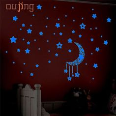 Home Wider New High Quality Hot Selling A Set Kids Bedroom Fluorescent Glow In The Dark Stars Wall Stickers Free Shipping♦️ SMS - F A S H I O N 💢👉🏿 http://www.sms.hr/products/home-wider-new-high-quality-hot-selling-a-set-kids-bedroom-fluorescent-glow-in-the-dark-stars-wall-stickers-free-shipping/ US $0.78