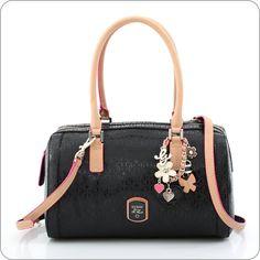 Eine echte Couture-Tasche, inspiriert von den internationalen Top-Bags.