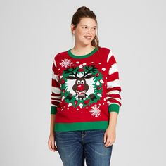 de757d3cf86c18 Do you recall the most famous reindeer of all? You'll instantly recognize  the