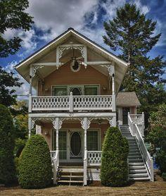 Cottage, Chatauqua, NY
