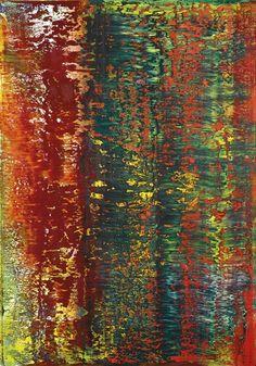 Gerhard Richter, A B, BRICK TOWER