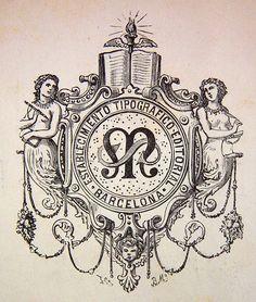 106326 #typographic #ornaments #vintage #engravings #grabados #tipografía #ornamentos