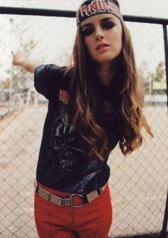 rock girl | Tumblr