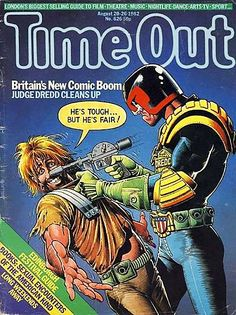 Brian Bolland_Time Out