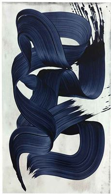 View Take 118 - Blue Black by James Nares on artnet. Browse upcoming and past auction lots by James Nares. Contemporary Abstract Art, Modern Art, James Nares, Art Texture, Kunst Inspo, Hanging Art, Abstract Canvas, Blue Abstract, Art Auction