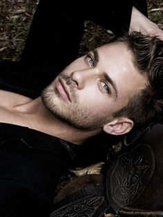Andrew Stetson ~ maybe a little too pretty to be Troy - but gosh he is really good looking !