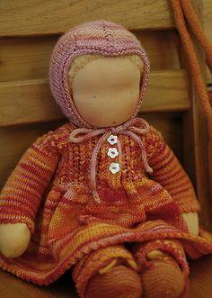 mariengold waldorf doll by waldorf mama, via Flickr