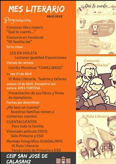 Programación del CEIP San José de Calasanz
