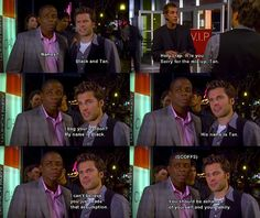 I remember this episode. These two crack me up!