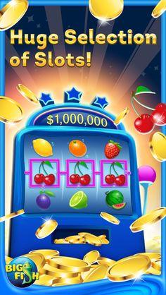 Big Fish Casino – Free Slots, Vegas Slots & Slot Tournaments! Plus Poker, Cards, 21 and more! – By Big Fish Games, Inc | App Store