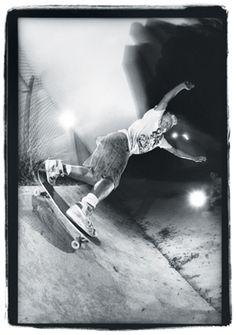 Photographe: J.Grant Brittain Athlète: Natas Kaupas Lieu: Los Angeles, CA
