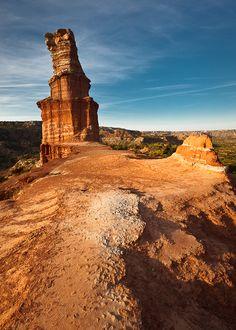 Lighthouse – Palo Duro Canyon State Park, Texas