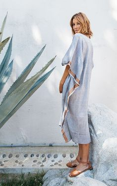 THE FASHION FILES: CAFTANS FROM TWO NEW YORK   THE STYLE FILES