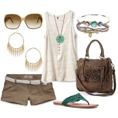 Cute summer outfits, spring summer fashion, spring outfits, cute outfits, s Cute Summer Outfits, Summer Wear, Short Outfits, Spring Summer Fashion, Spring Outfits, Casual Outfits, Summer Clothes, Fashionable Outfits, Outfit Summer
