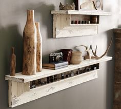 Pottery Barn Shelf
