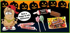 """We've come across some candies that are safe of various allergens:  Tootsie Rolls, NUT FREE (Made in a nut free facility)  Halloween Sixlets- PEANUT FREE, TREE NUT FREE, GLUTEN FREE  Dum Dum Lollipops- WHEAT, DAIRY, PEANUT, TREE NUT, EGG, FREE  Smarties- MILK, EGG, TREE NUTS, PEANUTS, WHEAT, SOY FREE- If the UPC number on the packaging begins with """"0 11206"""""""