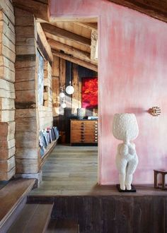 Planet pink: seven ways to make pink work in your interiors - Vogue Living Mathias Kiss, Vogue Living, Home Comforts, French Furniture, Furniture Design, Perfect Pink, Pink Walls, Pantone Color, Beautiful Interiors
