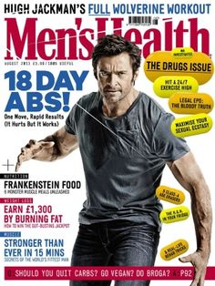 Men's Health UK - August 2013 English | 212 pages | HQ PDF | 84.00 Mb