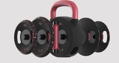 Take your home workout to the next level with Practix innovative workout equipment. Kettlebell, dumbbell & single plate in one product. Soon on Kickstarter.