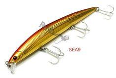 It is saltwater jerkbait for Seabass, Bluefish