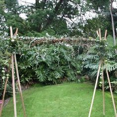 Image result for wedding arbours Wedding Arbors, Special Events, Arch, Centerpieces, Outdoor Structures, Plants, Tripod, Design, Weddings